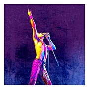 Неформатный постер Bohemian Rhapsody